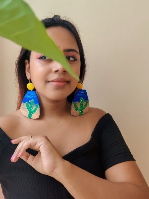 The CHITRA Earrings