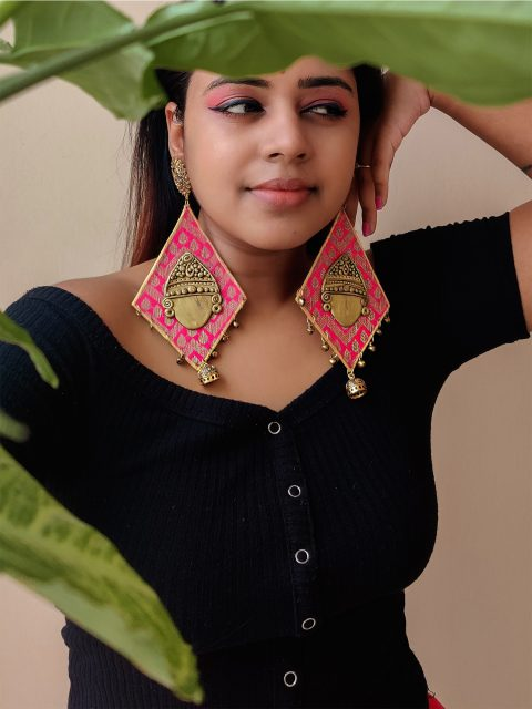 The MEDHA Earrings