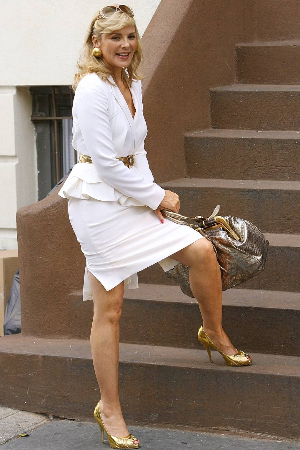TV Style Icons - Samantha SATC Outfits