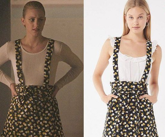 TV style icons - Betty Cooper Outfits