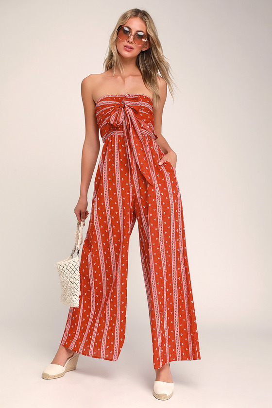 Casual jumpsuits are still trending